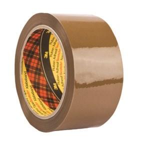 Emballagetape 309 PP-akryl 38mmx66m brun