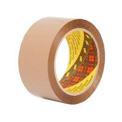 Scotch emballagetape 309 brun 50mmx66 m (6)
