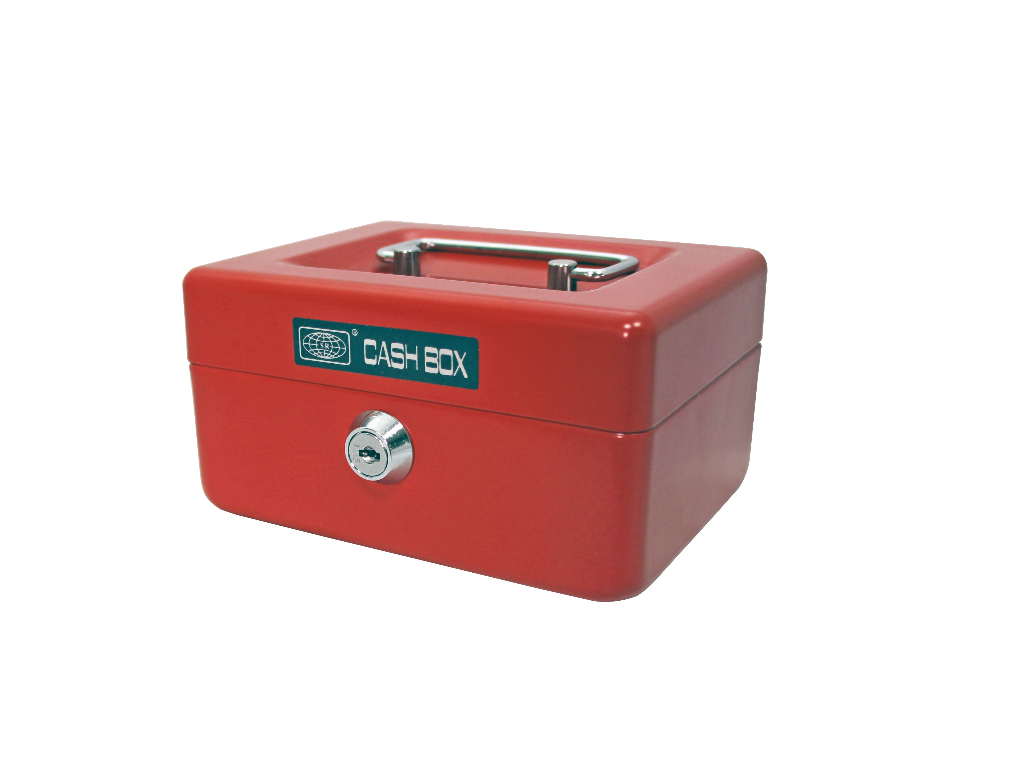 Pengekasse 701 15x12x8cm rød