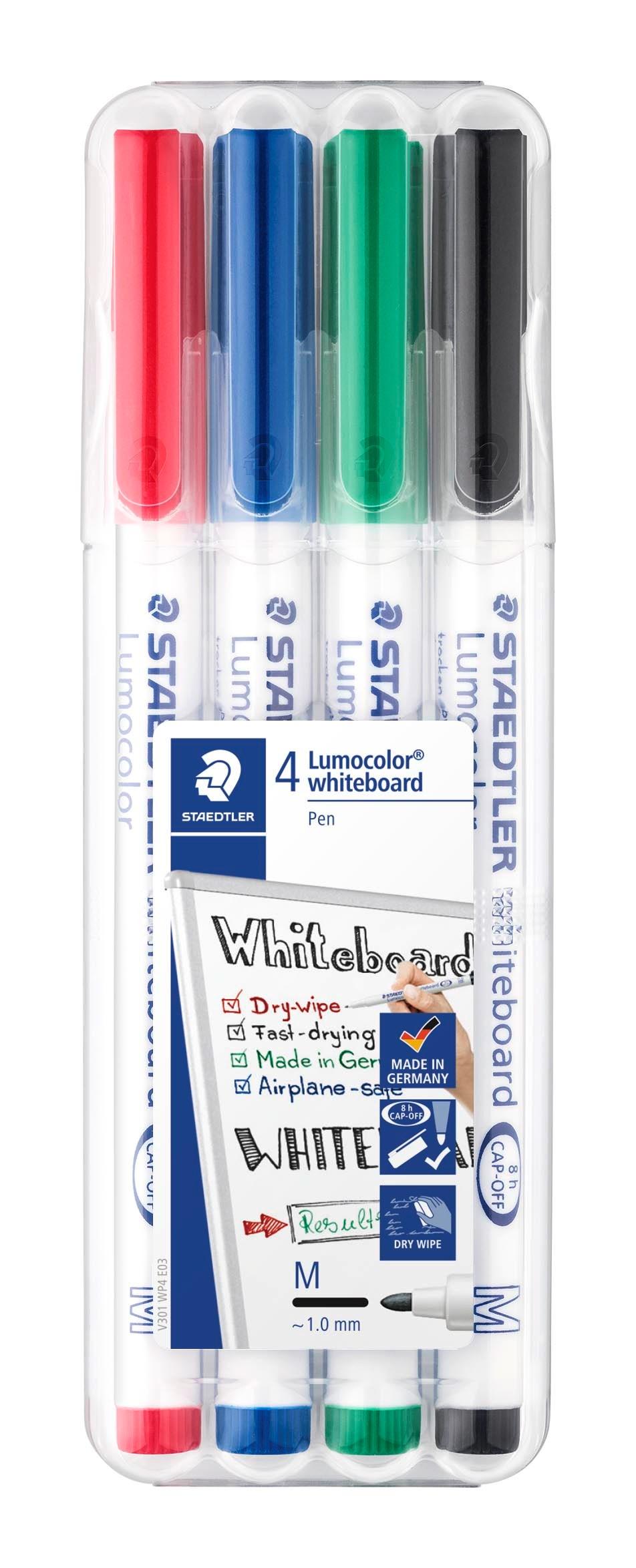 WB Marker Lumocolor rund 1mm ass (4)